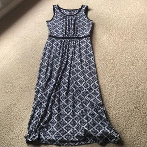 Lands End Maxi Dress